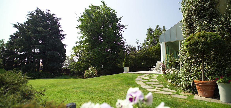 B&B con giardino privato a Rivoli