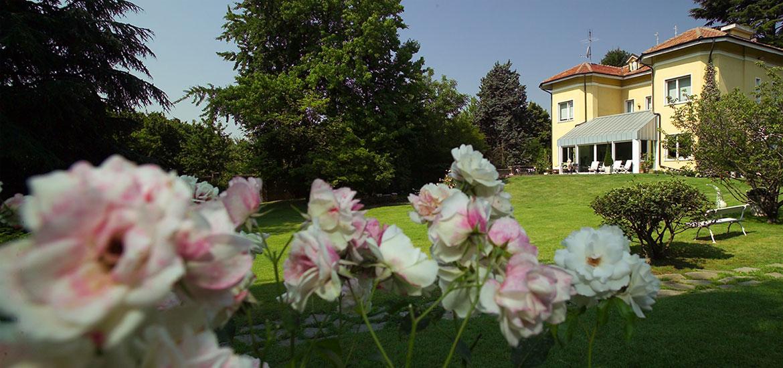 Villa La Maggiorana a Rivoli Torino